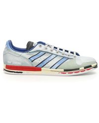 adidas By Raf Simons Unisex Rs Micro Stan Sneakers - Blue
