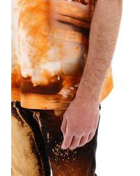 424 Explosion T-shirt - Orange