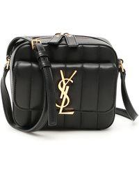 Saint Laurent Loulou Toy Matelasse Y Leather Shoulder Bag in Green ... 16bcb348c96ff