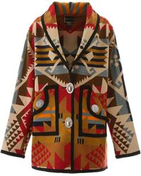 Jessie Western Handmade Coat - Black