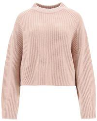 Le Kasha Macao Cashmere Jumper - Pink