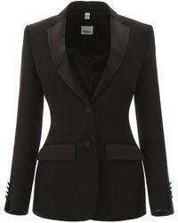 Burberry - Tailoring Blazer - Lyst