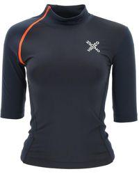 KENZO Little X Sports Top - Blue