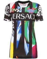 Versace - The Clash T-shirt - Lyst