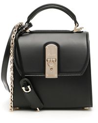 Ferragamo - Small Boxy Handbag - Lyst