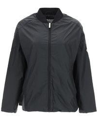 Pyrenex Roller Windbreaker Jacket - Black
