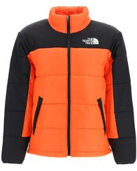 The North Face Hymalayan Thermal Jacket S Technical - Orange