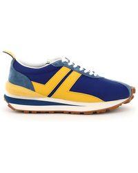 Lanvin Bumper Sneakers - Blue