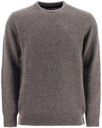Barbour Tisbury Sweater - Gray