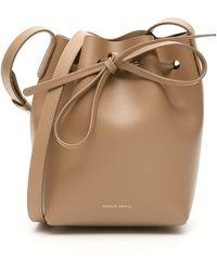 Mansur Gavriel Mini Mini Bucket Bag - Multicolour