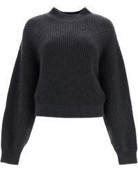 Le Kasha Merida Cashmere Jumper Os Cashmere - Grey