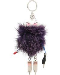 Prada Millie Trick - Purple
