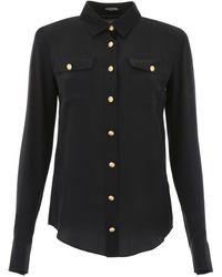 Balmain Button-up Shirt - Black