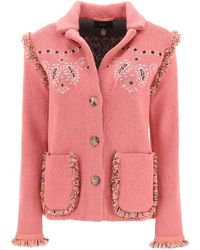 Alanui 0 S Cotton,wool - Pink
