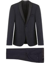 Tagliatore Two-piece Suit - Black