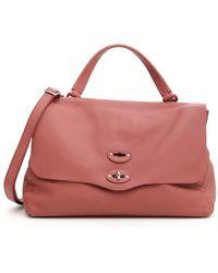 Zanellato Cachemire Pure Postina M Bag - Multicolor