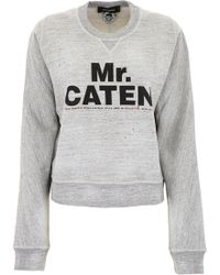 DSquared² - Mr. Caten Sweatshirt - Lyst