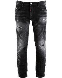 DSquared² JEANS COOL GUY - Nero