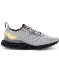 adidas X90004d Running Sneakers 6 Technical - Gray