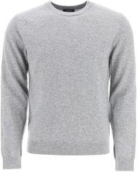 A.P.C. Cashmere Jumper S Cashmere - Grey