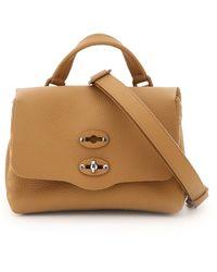 Zanellato Postina Baby Pura Bag Os Leather - Brown