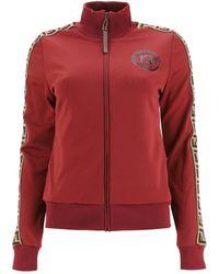 Fendi Ff Track Jacket - Red