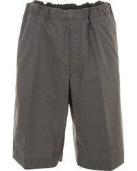 Jil Sander - Bermuda Shorts - Lyst