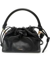 Yuzefi Bom Tote Bag - Black