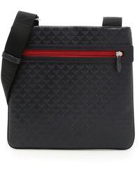 Emporio Armani Messenger Bag - Black