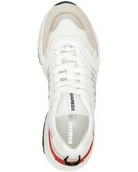 DSquared² Colour-block Sneakers - White