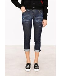 DSquared² - Jeans With Five Pockets - Lyst