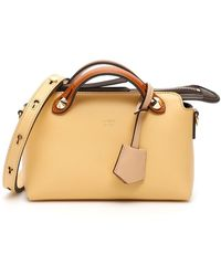 Fendi By The Way Mini Bag - Brown