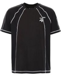 Alexander Wang Black Adidas Originals By Aw Graphic Tee for men