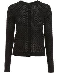 Dolce & Gabbana Knit Cardigan - Black