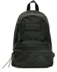 Marc Jacobs The Dtm Medium Backpack - Black