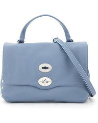 Zanellato Daily Postina S Bag - Blue