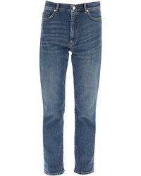 Sportmax Cambra Boyfriend Jeans 25 Denim - Blue