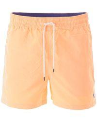 Polo Ralph Lauren Swim Trunks - Orange