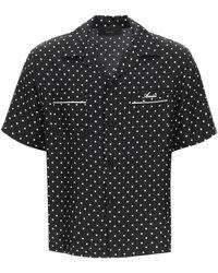 Amiri - Polka Dot Short-sleeved Shirt - Lyst