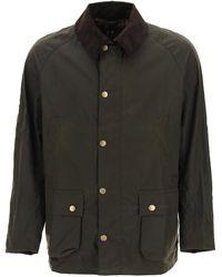 Barbour Ashby Waxed Jacket S Cotton - Multicolour
