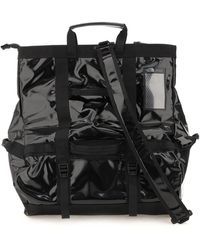 The North Face Base Camp Roll Top Xs Duffel Bag Os Technical - Black