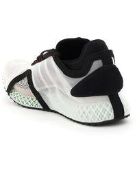 Y-3 Runner 4d Iow Sneakers - Black