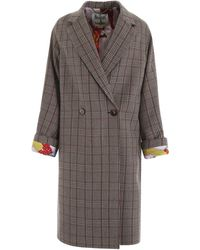 Stella McCartney All Together Now Coat - Brown