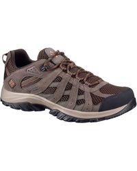Columbia Chaussure De Randonnée Canyon Point - Marron