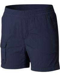 Columbia - Girls Silver Ridge Pull-on Shorts - Blue