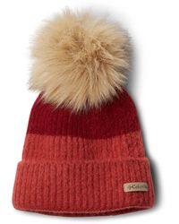 Columbia Winter Blur - Red