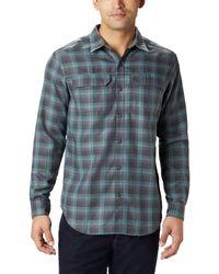 Columbia - Silver Ridge 2.0 Flannel Shirt - Lyst