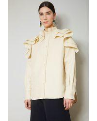 Colville Super Frill Shirt - Multicolour