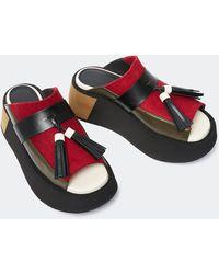 Colville Crusher Sandals - Multicolour