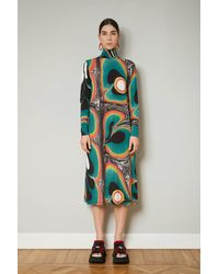 Colville Polo Dress - Multicolour